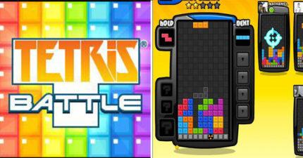 臉書經典遊戲「Tetris Battle」倒數1個月收攤 粉絲哀嚎:青春的決鬥消失惹QQ