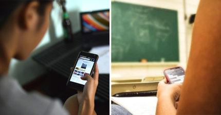 中國宣布禁止大學生「帶手機進教室」政策 學生暴怒:進教室也要搜身?
