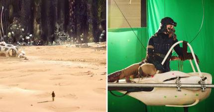 真人版《風之谷》預告片無預警曝光 超逼真「腐海+王蟲」竟不是吉卜力出產!