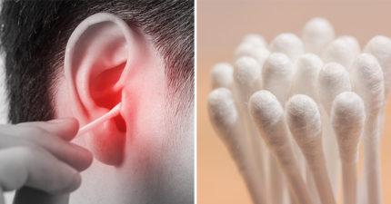 別再用棉花棒掏耳朵了!研究證「5大超嚴重後果」不只是塞住 醫生公佈正確處理方法