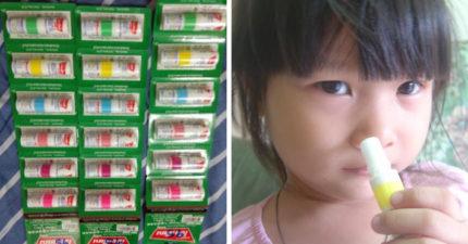 網曝光「習慣吸薄荷棒」的嚴重影響 「超可怕成份」2歲小孩碰了會沒命!