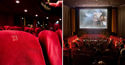 網疑惑「為什麽影院椅子都是紅色?」 專家曝光「人體神秘影響」網狂讚:太暖心!