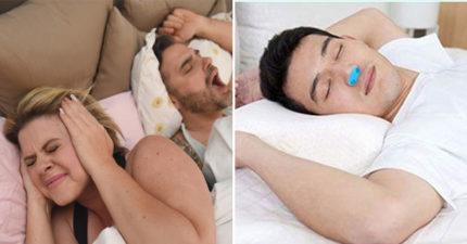 網推貼心「不打呼神器」讓男友閉嘴 超猛「淨化空氣功能」女友超嗨:先搶再說!