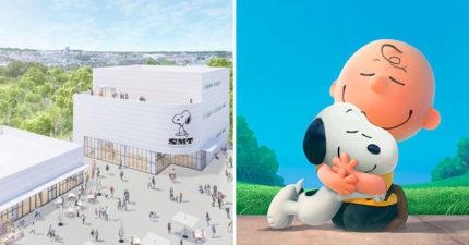 「史奴比博物館2.0」重新盛大開幕 超犯規「客製化史奴比」粉絲尖叫:我準備好了!
