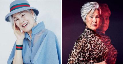 77歲老護士「貸款還不完」怒辭職 轉身變「時尚模特」她:不再逼自己節儉!