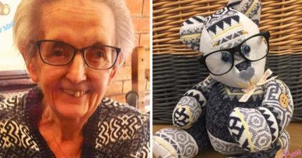 她用「過世親友衣」幫做紀念小熊 慈父求「做快一點」送女兒:我活不過聖誕節