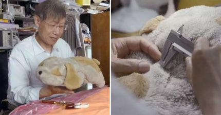 世界第一「娃娃修復師」全球客人求他修復舊玩偶 連娃娃都曾經來託夢!