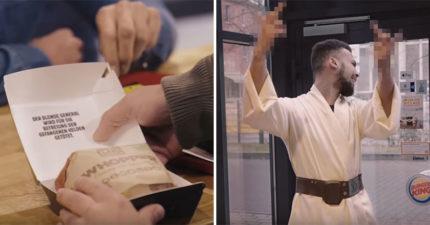 漢堡王「特殊分店」推《星戰》劇透套餐!忍住劇透就能「免費吃華堡」粉絲崩潰