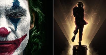 《小丑》入圍「2020奧斯卡」11項大獎 成史上「最多提名」的英雄電影!