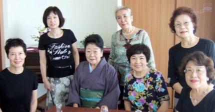 7位奶奶共住「單身女子公寓」生活超夢幻 網羨慕:閨密老了一起住姑婆屋!