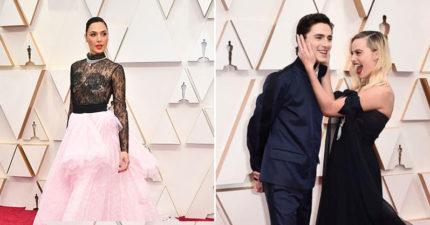 第92屆「奧斯卡獎」紅毯造型總整理 芮妮齊薇格「極簡造型」成最美影后!