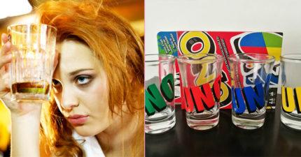 酒鬼專屬桌遊「Drunk UNO」上市!抽到「迴轉牌」下家絕對笑不出來