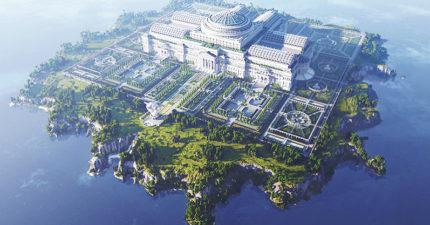 保存禁書!無國界記者打造最大「Minecraft圖書館」 以虛擬世界捍衛言論自由