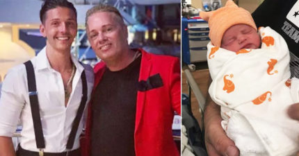 爸爸和「女兒前男友」有了寶寶 他分享喜訊:第一次懷孕就成功