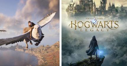 PS5遊戲新作《哈利波特》畫面曝光 全新「開放世界玩法」粉絲超興奮