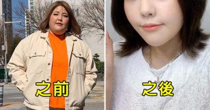 131公斤吃播主「為健康鏟肉」 堅持530天...變韓劇女神!