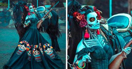 2020墨西哥小姐「傳統服裝」霸氣亮相 全參賽者「特色造型」一次看!