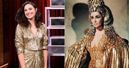 蓋兒加朵出演《埃及豔后》擊敗裘莉 粉絲不買單:光血統就輸了