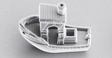 僅頭髮1/3!科學家成功打造「史上最小船」 任務是讓人類「活更久」