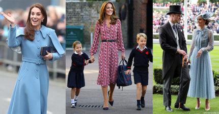 凱特王妃被票選「皇室最會穿」 「全球最時尚」只輸給一個人!