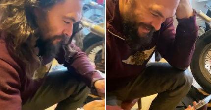 圈粉機器「傑森摩莫亞」視訊病童像慈父 丟斧頭45秒募款90萬