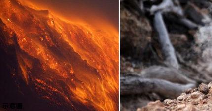 真實火焰山!詭異大火「狂燒6000年」不滅 現場畫面就如「真正的地獄」