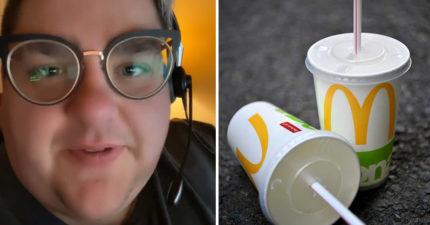 麥當勞「可樂特別好喝」有秘訣?前員工透露:用我們的吸管