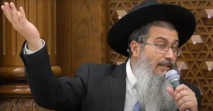 以色列猶太教拉比稱:新冠疫苗會「害你變Gay」