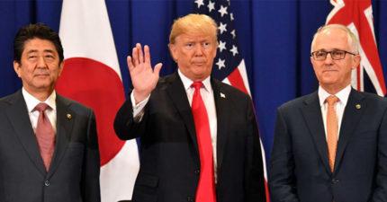 拜登會恢復限制嗎?外媒爆川普「阻中國侵犯」戰略:視台灣第一島鏈夥伴