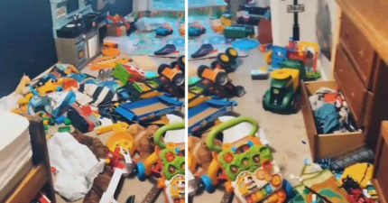 5歲兒2天沒收玩具 媽媽怒出手「玩具全扔掉」惹議