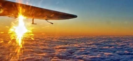 飛機上的美景,這就是為什麼你應該要做靠窗戶的位子
