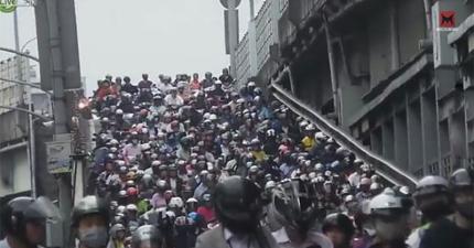 這支台灣交通的影片讓全世界嘖嘖稱奇。