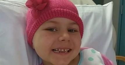 癌症小女生