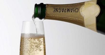 香檳很好喝沒錯,但科學家想要跟你說...還是不要喝比較好!