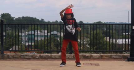Chibi-機器人舞者
