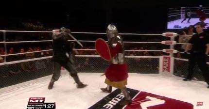 中世紀騎士MMA