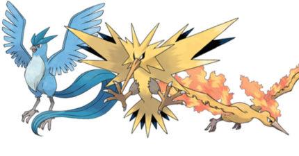 《Pokémon GO》中三聖鳥到底怎麼抓?國外玩家分析數據後發現「原來這時候才能抓三聖鳥」!