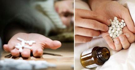 英國把「藥丸重新包裝」自殺率大幅降低43%!台灣也應該跟進!