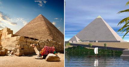 金字塔工人的工作日誌首曝光!4000年前「建造真相」終於公開:顏色不是金色