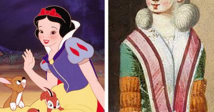 《白雪公主》原型是她!本來超善良...遇上「繼母」後下場超悲慘 還等不到王子出現
