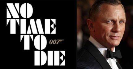 《第25集007》電影名稱曝光!背後「龐德生死暗示」讓影迷驚喜