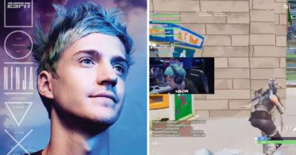 微軟砸15億挖角!28歲「頂尖實況主」Ninja宣布即日起「離開Twitch」粉絲全嚇壞