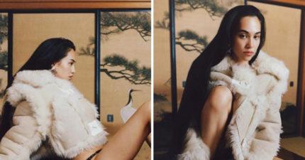 水原希子IG上傳「霸氣辣美照」挑戰傳統 日網友看到「豪放姿勢」暴怒轟:超不得體!