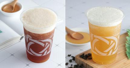 想喝手搖飲又怕有罪惡感嗎?天仁CHAFFEE「蜂蜜系列」鮮萃茶 店員激推第一名 加碼升級大杯量 大杯茶飲新上市!