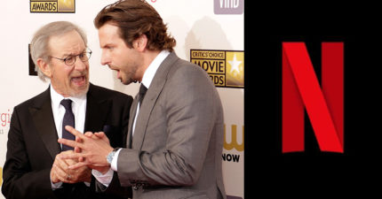 Netflix搶下布萊德利庫柏「自導自演」新片發行權 過往「死對頭」如今也幫挺