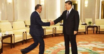 指責歐美「病毒來自中國」是怕無法向人民解釋!中國官媒:我們抗疫就是好
