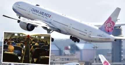 同班機10人中鏢...空服員嘆心聲「我被確診包圍」還有人一直咳嗽!