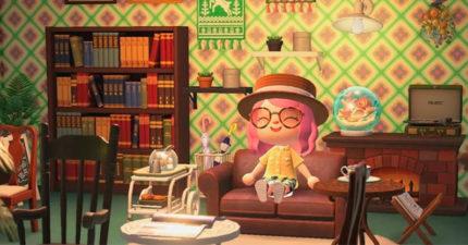 在《動森》裡當室內設計師「時薪1400」連除草也能賺錢!