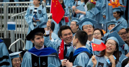 美國「準備趕走」3千名中國留學生:他們是偷情報的解放軍