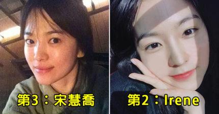 韓網認證「素顏一樣正」女星 她當「國民初戀10年」完全沒變!